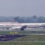 N796FT Air India Douglas DC-8-63CF