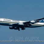 N702SW Flying Tigers Boeing 747-245F