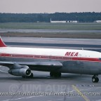 OD-AFR Middle East Airlines Boeing 720-023B