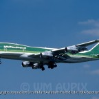 YI-AGO Iraqi Airways Boeing 747-270C