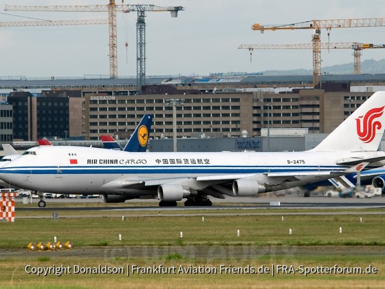 B-2475 Air China Boeing 747-4FTF