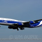 VP-BIC Air Bridge Cargo Boeing 747-329M/SF